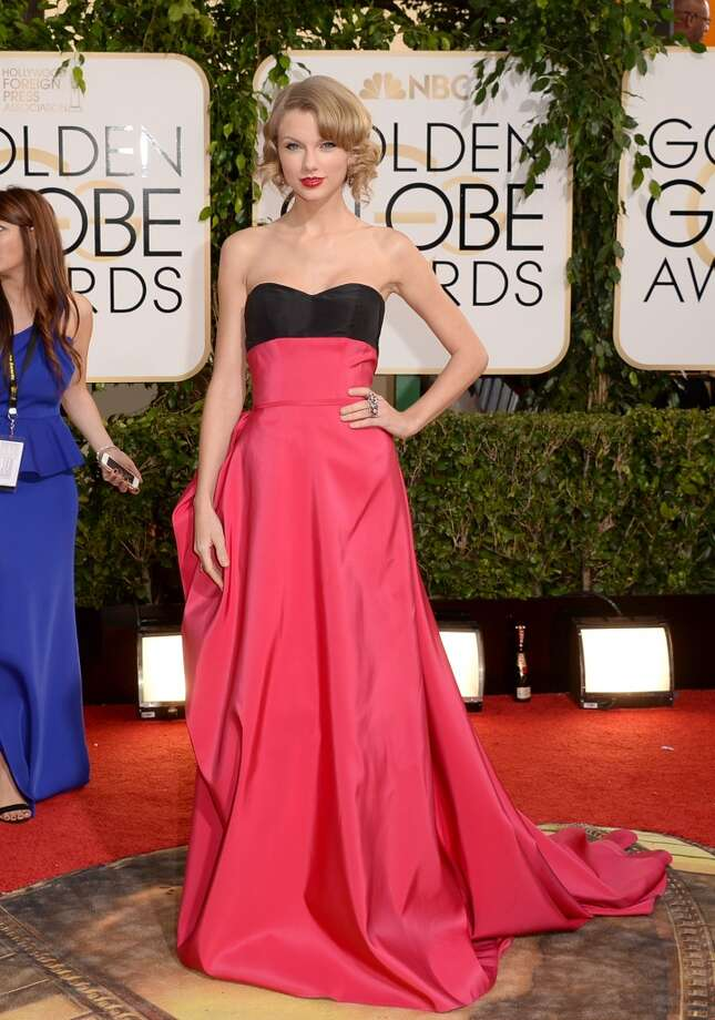 Singer Taylor Swift attends the 71st Annual Golden Globe Awards held at The Beverly Hilton Hotel on January 12, 2014 in Beverly Hills, California. Photo: Jason Merritt, Getty Images