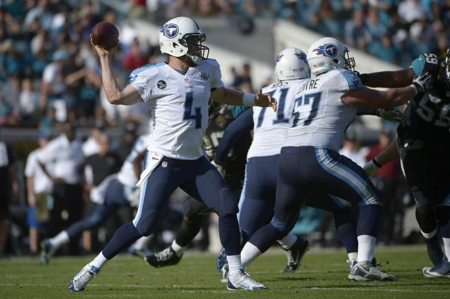 #11 Tennessee Titans 2013 record: 7-9 Photo: Phelan M. Ebenhack, Associated Press