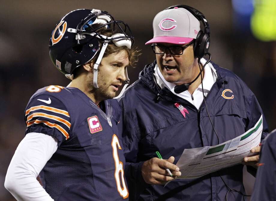 #14 Chicago Bears 2013 record: 8-8 Photo: Nam Y. Huh, Associated Press