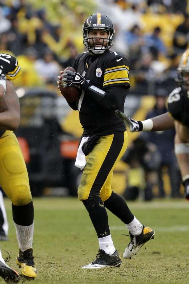 #15 Pittsburgh Steelers 2013 record: 8-8 Photo: Gene J. Puskar, Associated Press
