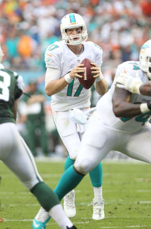 #19 Miami Dolphins 2013 record: 8-8 Photo: Marc Serota, Associated Press