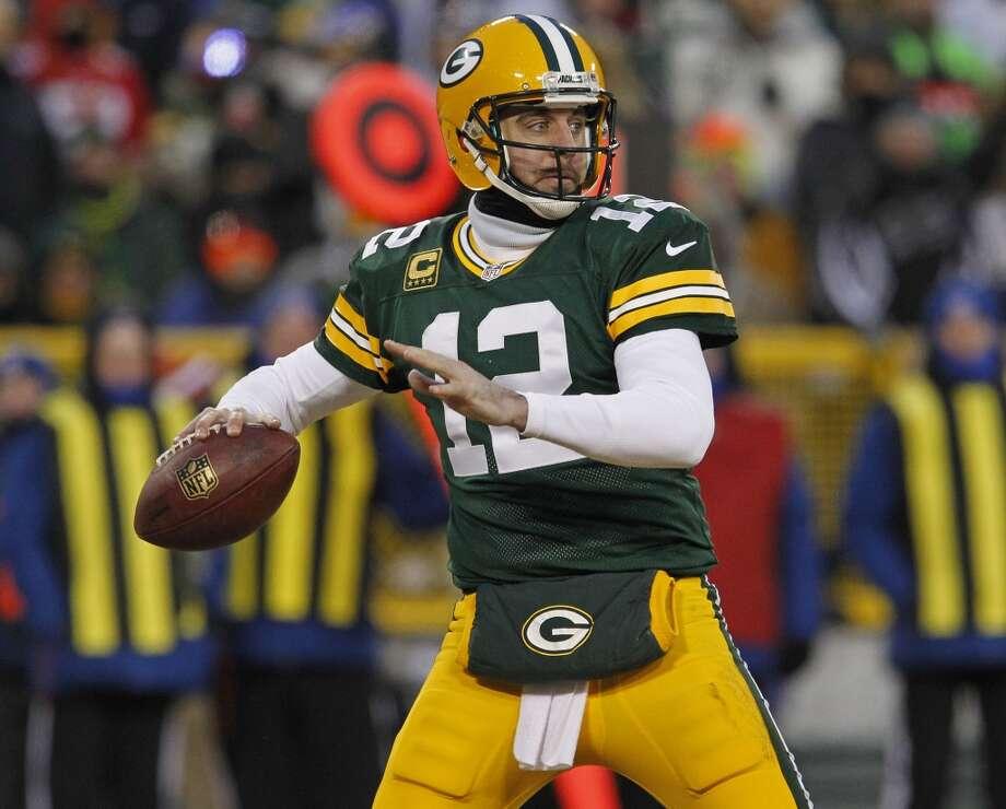 #21 Green Bay Packers 2013 record: 8-7-1 Photo: Matt Ludtke, Associated Press