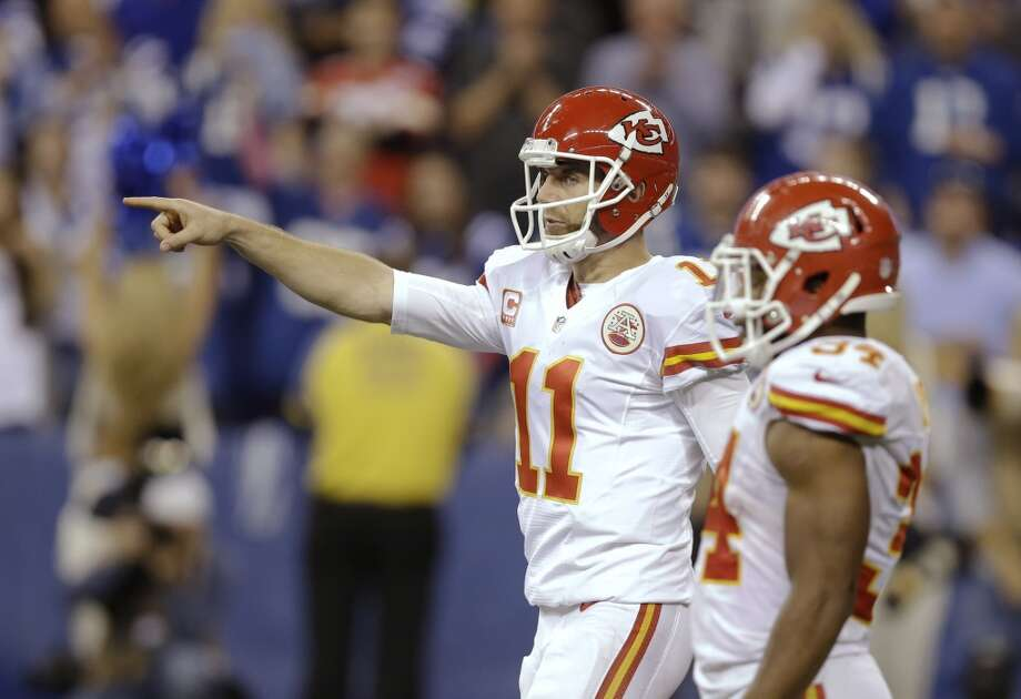#23 Kansas City Chiefs 2013 record: 11-5 Photo: Michael Conroy, Associated Press