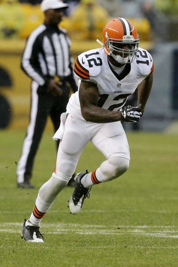 #26 Cleveland Browns (via trade with Indianapolis Colts) 2013 record: 4-12 Photo: Gene J. Puskar, Associated Press
