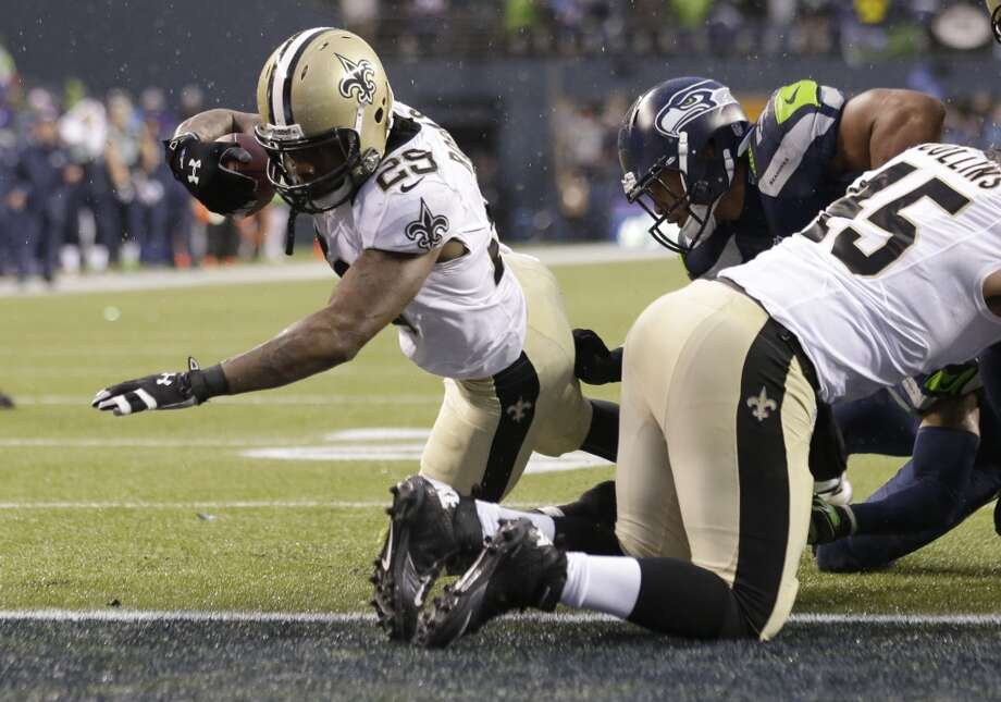 #27 New Orleans Saints 2013 record: 11-5 Photo: Elaine Thompson, Associated Press