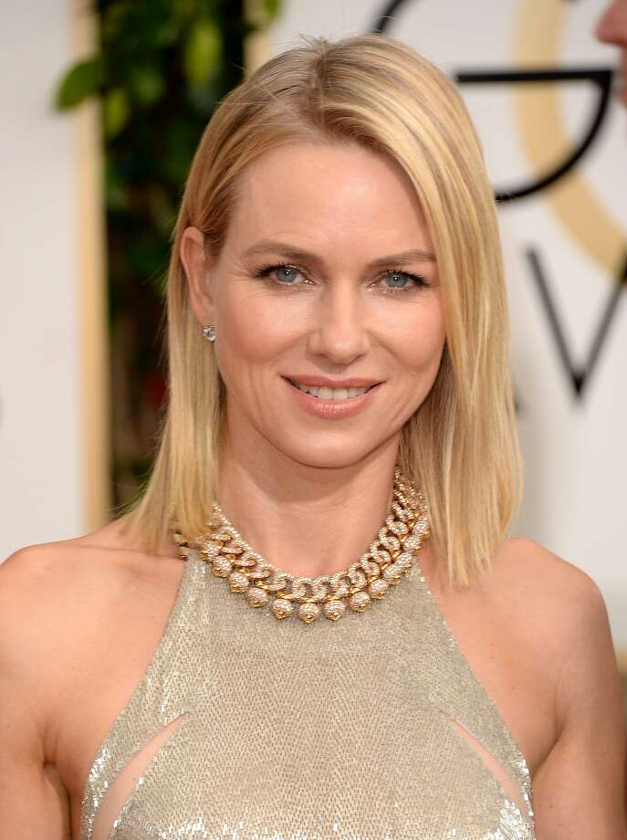 "Actress Naomi Watts, who delivered a Razzie-worthy performance in ""Dianna"" and ""Movie 43,"" attends the 71st Annual Golden Globe Awards held at The Beverly Hilton Hotel on January 12, 2014, in Beverly Hills, California. Photo: Jason Merritt, Getty Images"