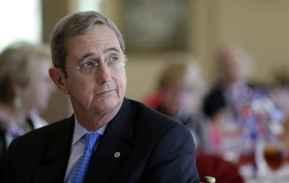 Targeting Hispanics could prove vital for a candidate such as lieutenant governor hopeful Jerry Patterson, especially in his four-way race, which many expect to head to a runoff. Photo: David J. Phillip, Associated Press / AP