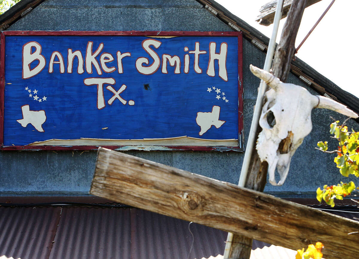 Bikinis restaurateur Doug Guller purchased the former post office building in Bankersmith in Gillespie County and converted it into a saloon and 6,000-square-foot dance hall.