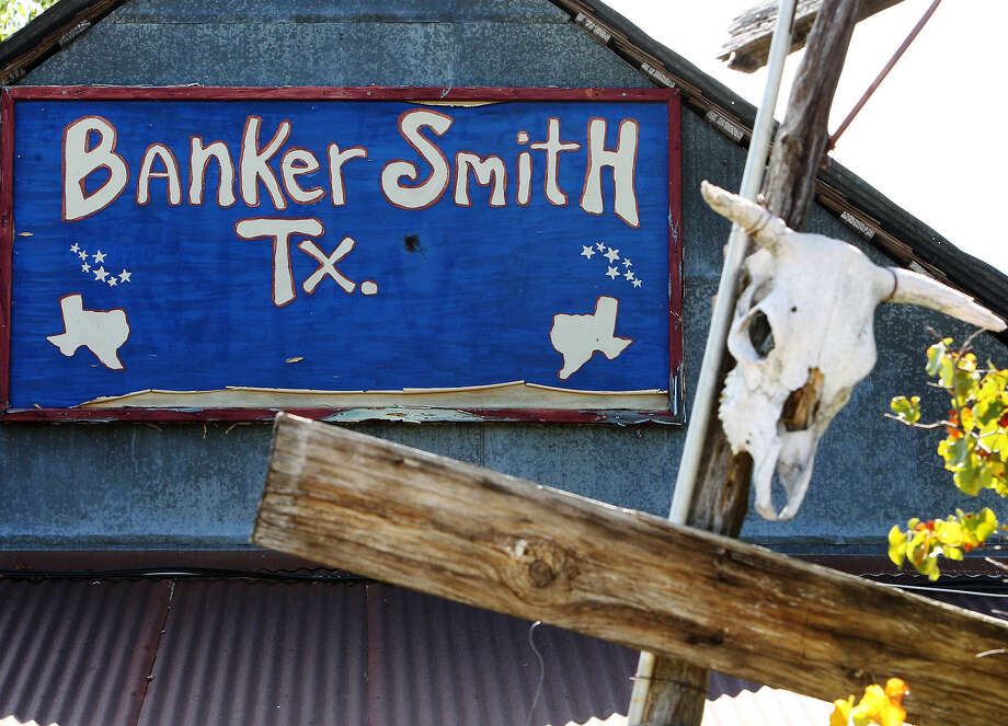 Bikinis restaurateur Doug Guller purchased the former post office building in Bankersmith in Gillespie County and converted it into a saloon and 6,000-square-foot dance hall. Photo: File Photo: Kin Man Hui / San Antonio Express-News / ©2012 San Antonio Express-News
