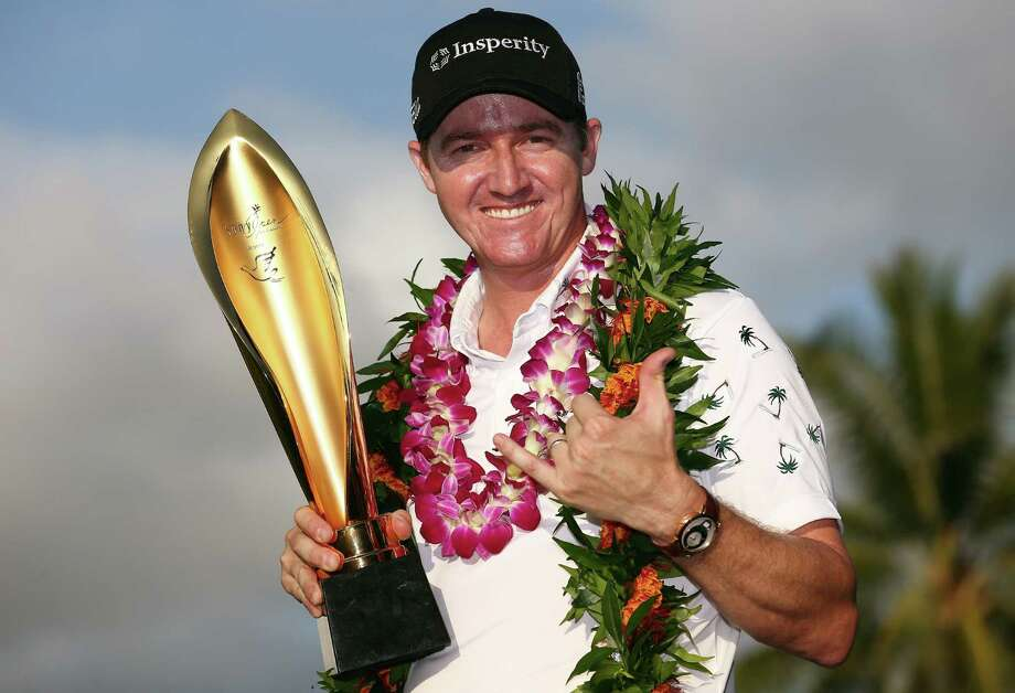 Boerne's Jimmy Walker closed with a 7-under 63 to win the Sony Open on Sunday. Walker, the first multiple winner on the PGA Tour this season, is No. 1 in the Ryder Cup standings. Photo: Tom Pennington / Getty Images / 2014 Getty Images