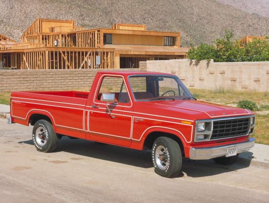 The 1980 Ford F-150 pickup truck Photo: Anonymous, AP