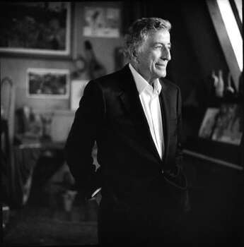"And music leads us to the city's song. Tony Bennett's ""I Left My Heart In San Francisco"" is about as good as it gets. Photo: Sony"