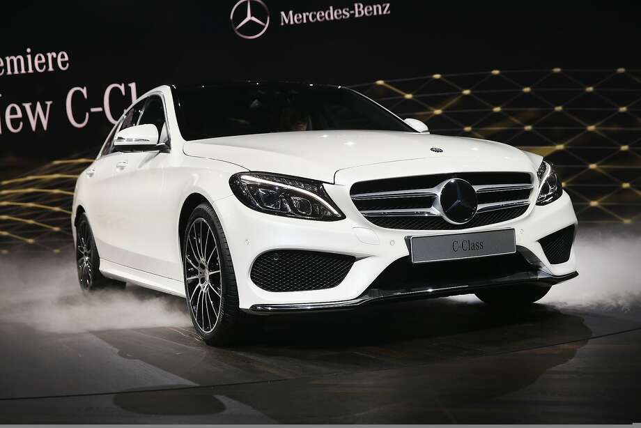 The new Mercedes C Class. Photo: Scott Olson, Getty Images