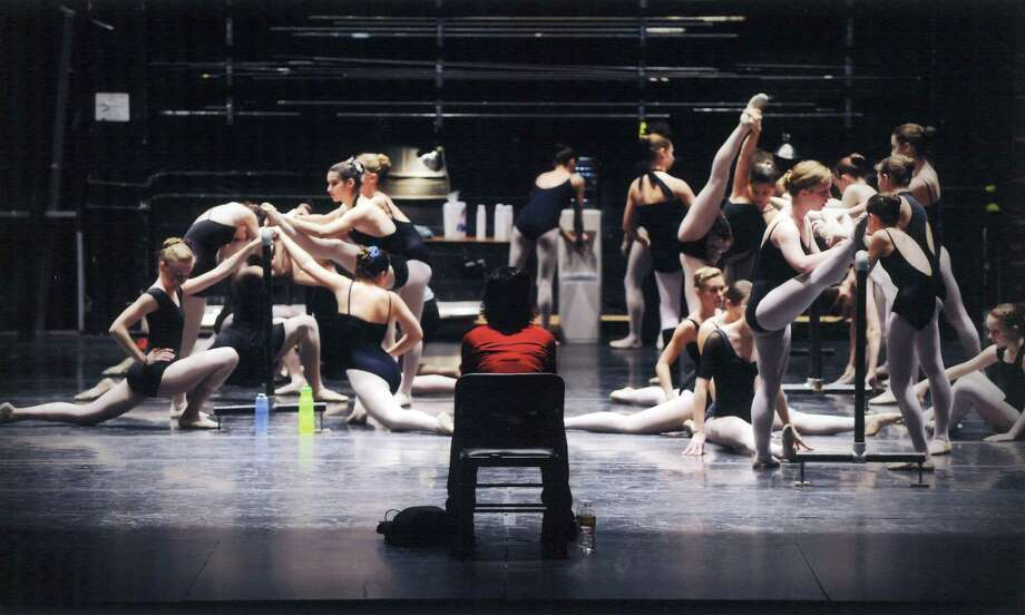 Student dancers participate in a ballet master class instructed by Susan Jaffe at the Palace Theater in Stamford. The classes culminate in DanceFest 2014, an annual dance festival featuring intermediate and advanced dance students aged 10-18, on Sunday, Jan. 26. Photo: Contributed Photo / Connecticut Post Contributed