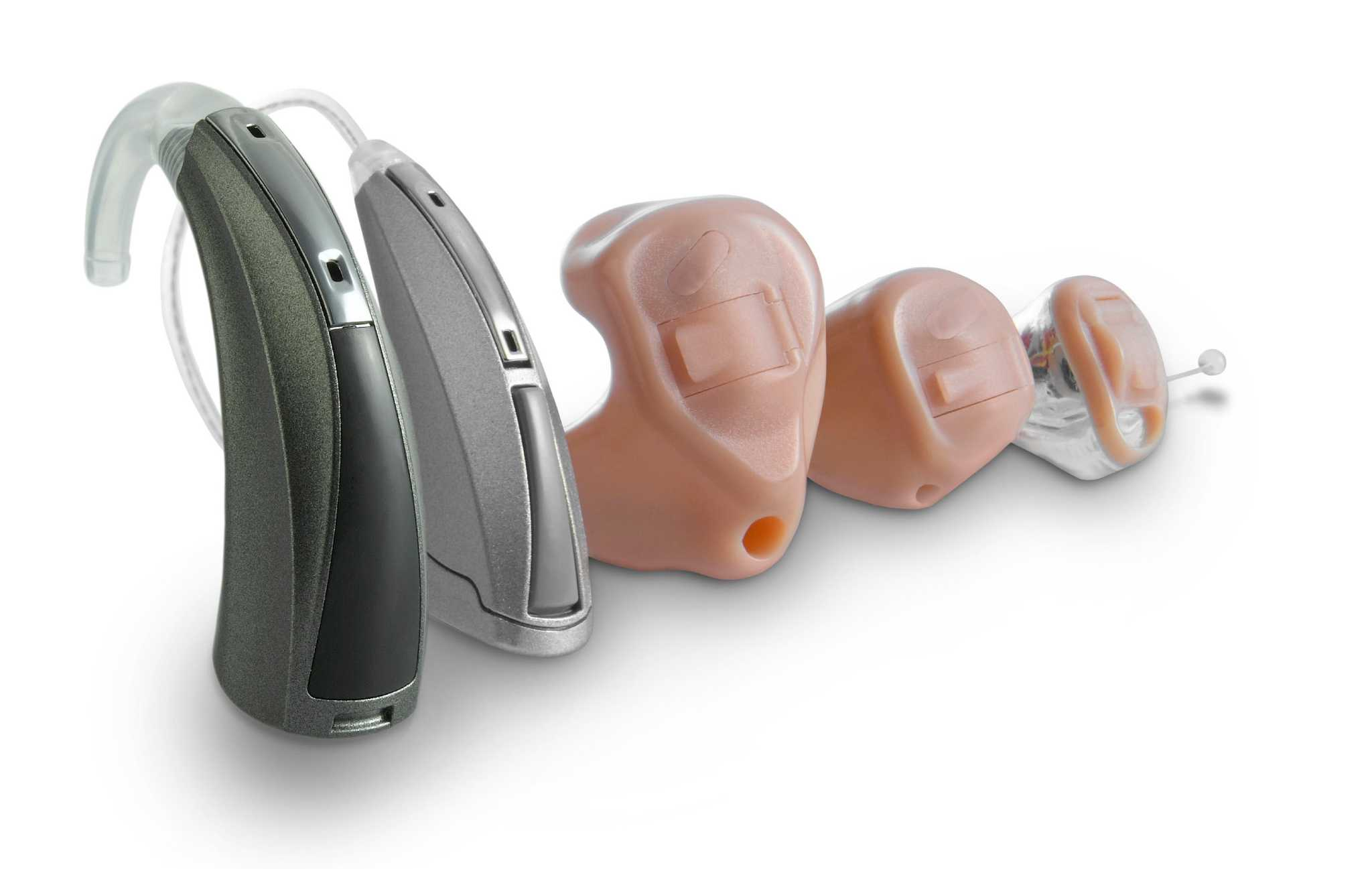 Solutions To Hearing Loss Begin With A Visit The Audiologist Cheap Aid Houston Chronicle