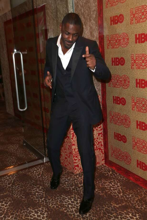 Actor Idris Elba attends HBO's Post 2014 Golden Globe Awards Party held at Circa 55 Restaurant on January 12, 2014 in Los Angeles, California. Photo: Frederick M. Brown, Getty Images
