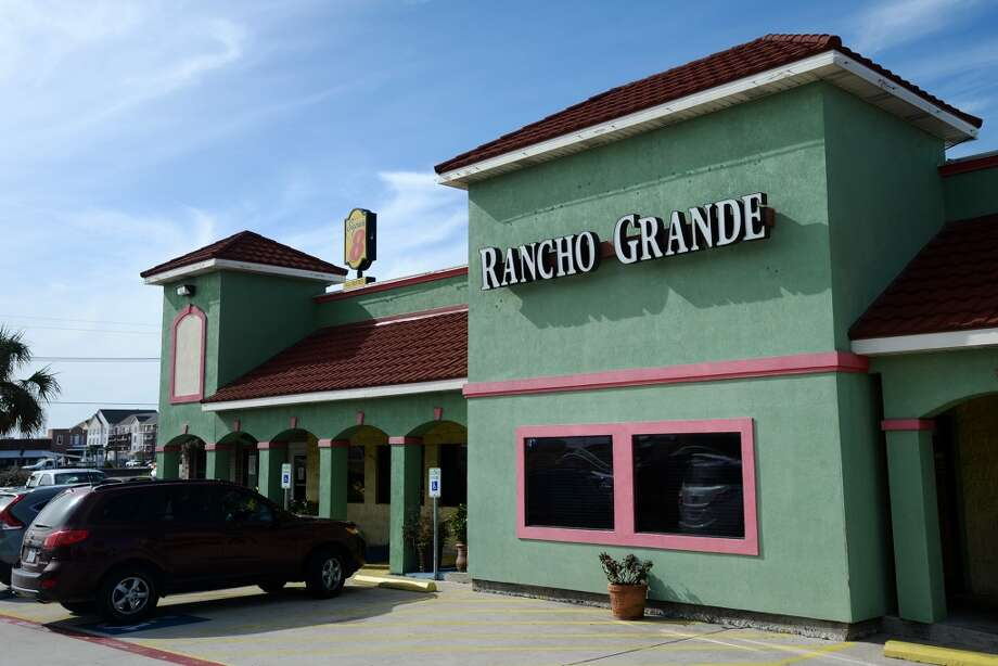 Pictured is the facade of Rancho Grande in Port Arthur. Rancho Grande is the CAT5 Restaurant of the Week for January 9, 2014. Photo taken Thursday, 1/2/14 Jake Daniels/@JakeD_in_SETX