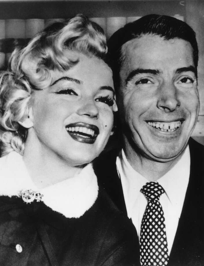 The marriage was the second for both Monroe and DiMaggio. The former baseball player never remarried, but Monroe went on to wed Arthur Miller in 1956. They divorced in 1962. Photo: MPI, Getty Images / Archive Photos