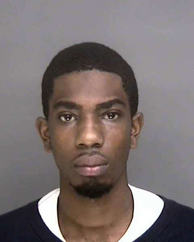 Davonte Gray-Brown, of Bridgeport, Conn., is being detained on $1 million bond following his arrest on Saturday, Jan. 11, 2014,  in connection with the Dec. 13 shooting death of Viadero Gardner. Photo: Contributed Photo / Connecticut Post Contributed