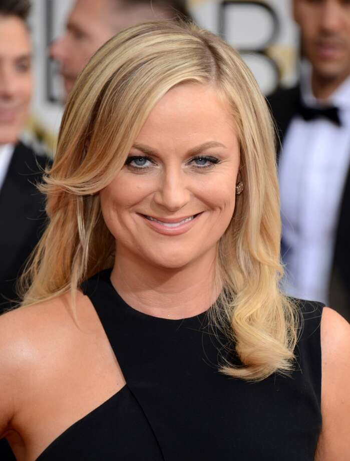 Tanner. Amy Poehler (who won for her role in Parks and Recreation) in Stella McCartney. Photo: Jordan Strauss, Associated Press