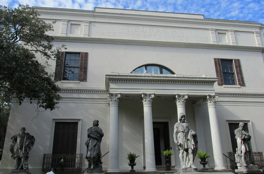 Exterior of the Telfair Museum of Art in Savannah, GA, founded in 1883. This is the oldest public art museum in the South. Read more about the Telfair Museum. Photo: Sarah Diodato