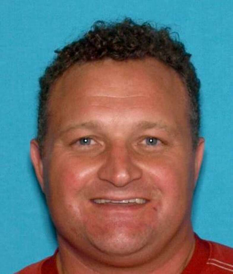 Mark Lewis, 39, the pastor of Fellowship Baptist Church since 2000, was one of four people arrested on suspicion of firebombing a Vacaville home, police said on Jan. 13, 2014. Photo: Vacaville Police, Courtesy