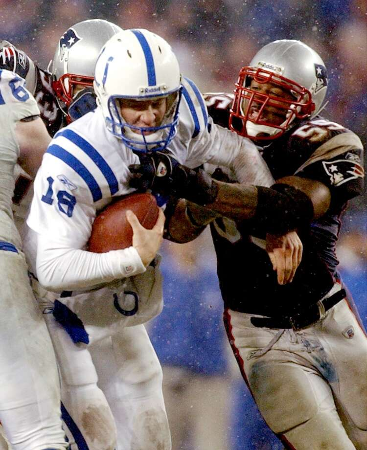 Patriots 24, Colts 14
