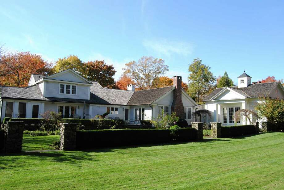 The house at 1003 Pequot Ave. is on the market for $2,750,000. Photo: Contributed Photo / Fairfield Citizen contributed
