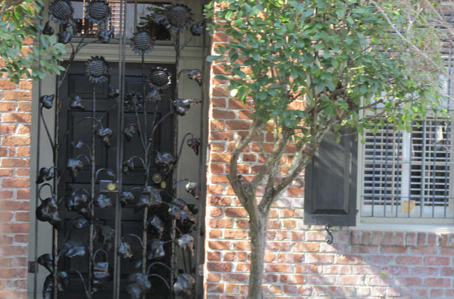 Another example of ornamental ironwork that can be found in Savannah, GA. Learn more. Photo: Sarah Diodato