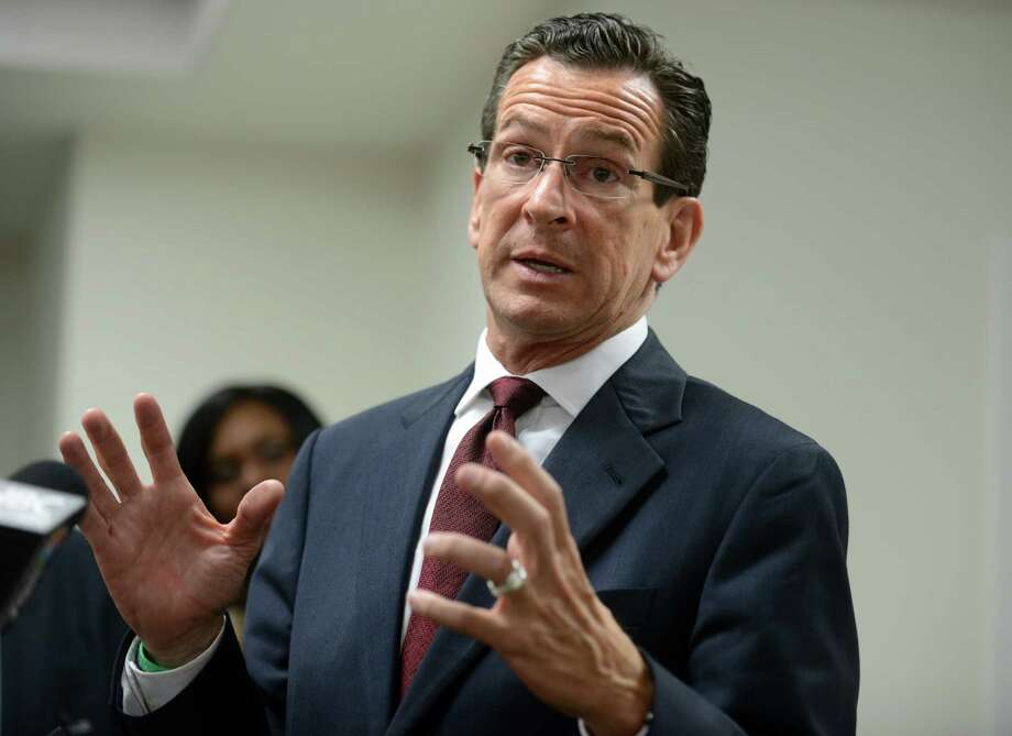 Gov. Dannel P. Malloy. Photo: Autumn Driscoll / Connecticut Post