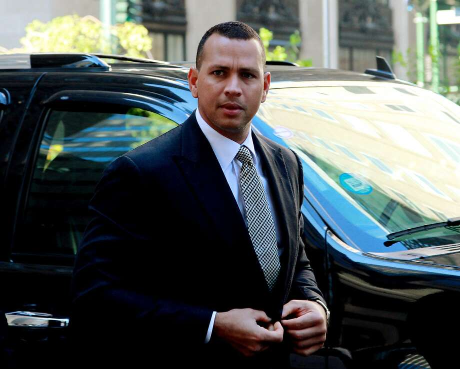 Alex Rodriguez is suing both MLB and the players' union. Photo: David Karp, Associated Press