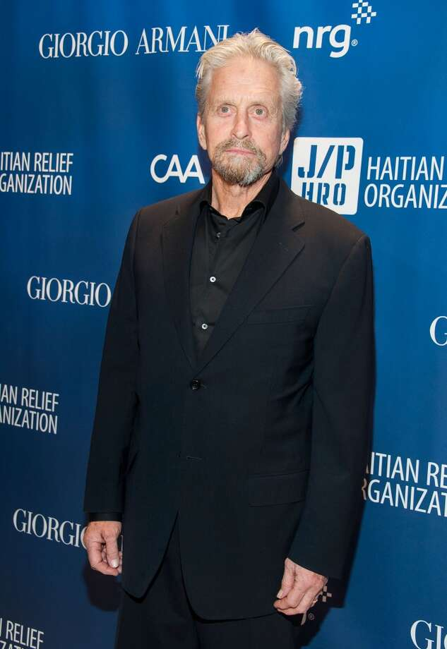 Michael Douglas arrives at the 3nd Annual Sean Penn & Friends HELP HAITI HOME Gala Benefiting J/P HRO Presented By Giorgio Armani at Montage Hotel on January 11, 2014 in Los Angeles, California. Photo: Valerie Macon, Getty Images