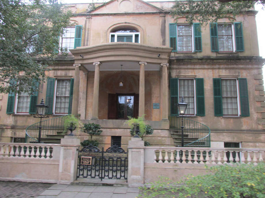 Another historic home you can view in Savannah is the Owens Thomas Home, built in 1819. Learn more. Photo: Sarah Diodato
