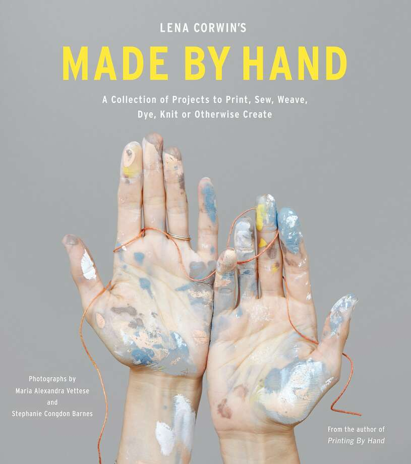 Made by Hand (Abrams, $29.95) Photo: Abrams