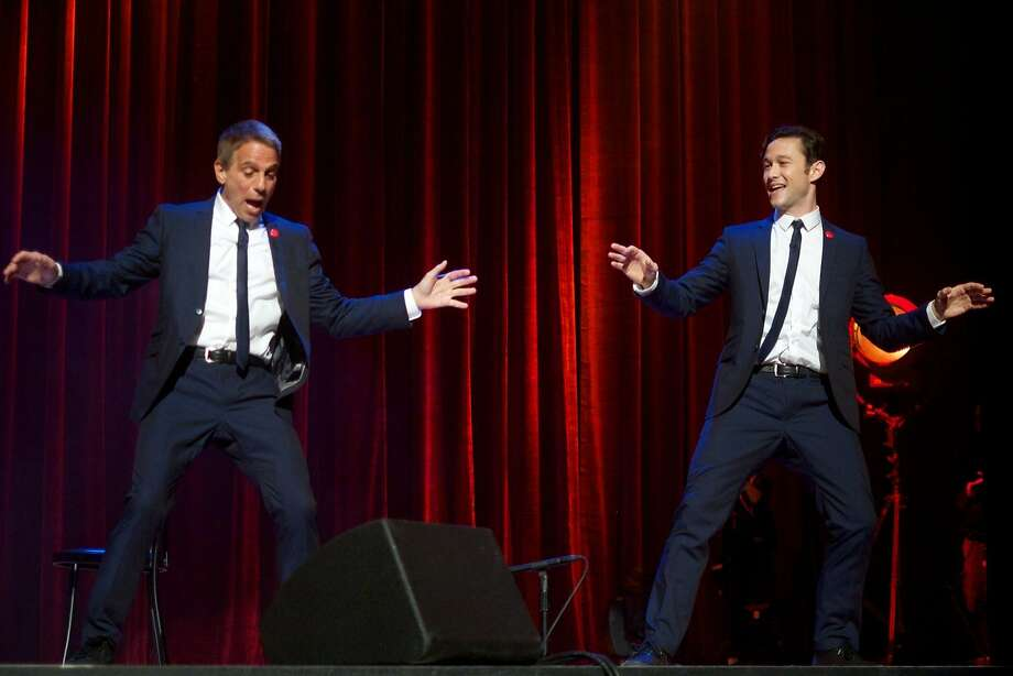 Tony Danza (left) and Joseph Gordon-Levitt join forces in a series that cultivates creativity. Photo: Pivot TV