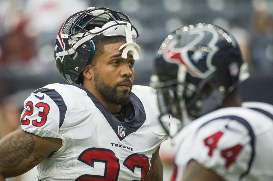 In just six NFL seasons, Texans running back Arian Foster has gone from an undrafted free agent to one of the NFL's most high-profile players. Photo: Smiley N. Pool, Houston Chronicle
