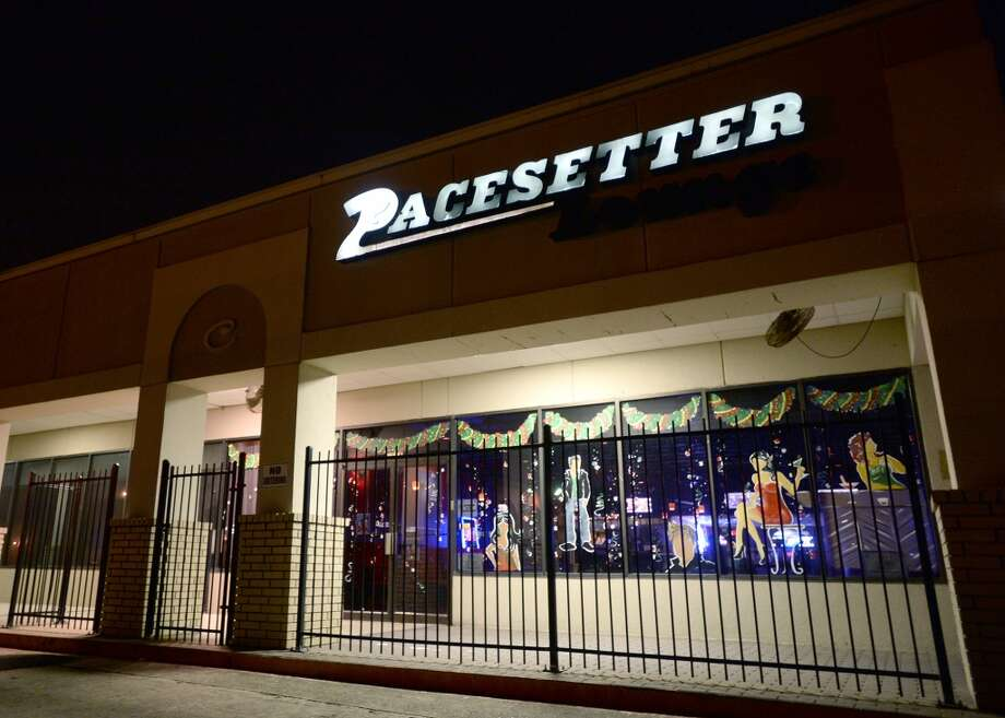 Pacesetter Lounge on Phelan Boulevard is the CAT5 Bar of the Week for January 9, 2014. The lounge shut down last October but reopened just a few weeks later. Photo taken Monday, 12/30/13 Jake Daniels/@JakeD_in_SETX