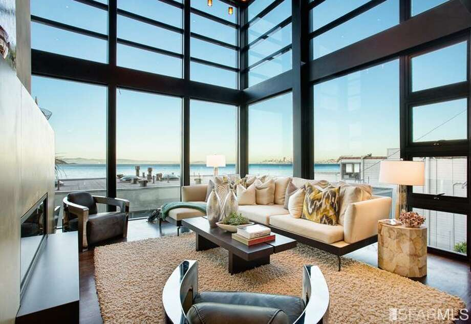 Lots of glass a must. Photos via Arrian Binnings, Pacific Union International/MLS