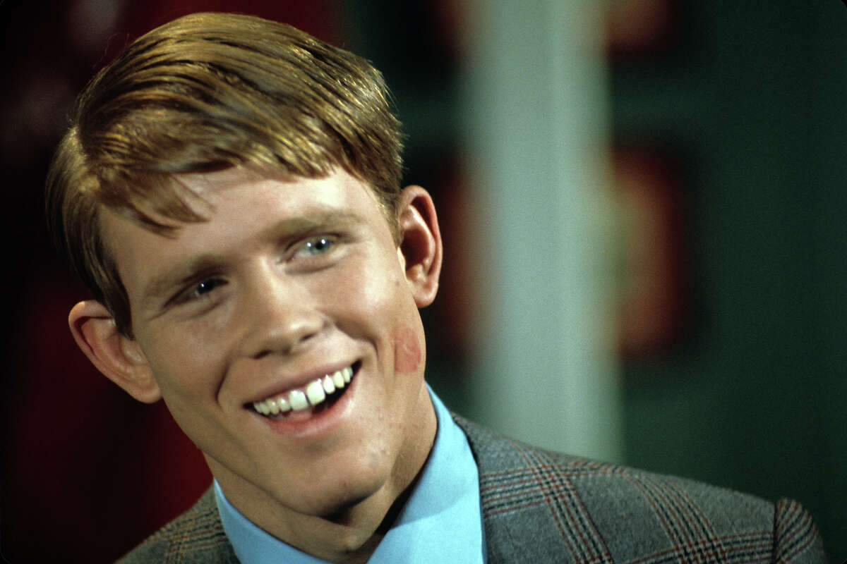 Ron Howard as Richie Cunningham, the all-American kid from Milwaukee.