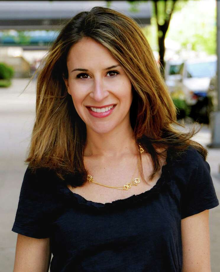 "Allison Winn Scotch will sign copies of her new novel, ""The Theory of Opposites,"" Sunday, Jan. 19, at Elm Street Books, 35 Elm St., New Canaan. Photo: Contributed Photo, Contributed / New Canaan News Contributed"