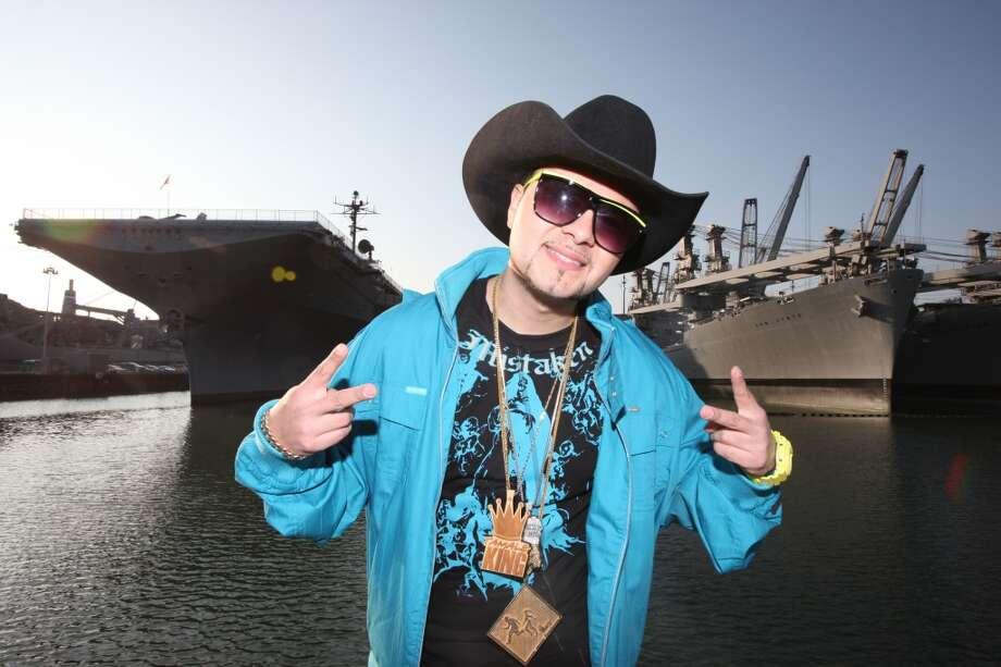 Houston rapper Chingo Bling Photo: Jeremy Lozano, Ladytragik.com