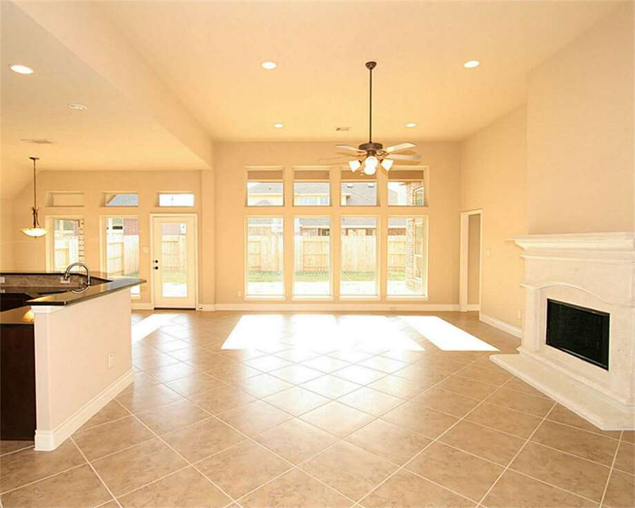 4214 Birch Vale: This 2013 home has 4 bedrooms, 3 bathrooms, and 3,470 square feet. Listed for $439,900. Photo: Houston Association Of Realtors
