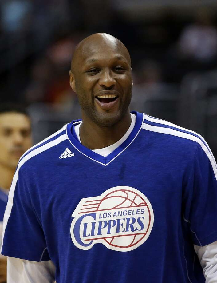 Lamar Odom  Position: Power forward  Previous team: Los Angeles Clippers  Height/weight: 6-10, 230 pounds  NBA experience: 14 years  Purported substance abuse issues and a messy divorce with a Kardashian sister have slowed his attempt at an NBA comeback. Photo: Jae C. Hong, Associated Press