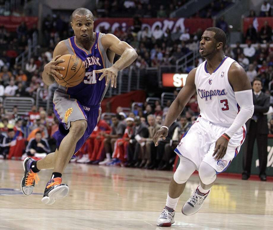 Sebastian Telfair  Position: Point guard  Previous team: Toronto Raptors  Height/weight: 6-0, 170 pounds  NBA experience: Nine years  Currently signed with Tianjin Ronggang of the Chinese Basketball Association. Photo: Jae C. Hong, Associated Press
