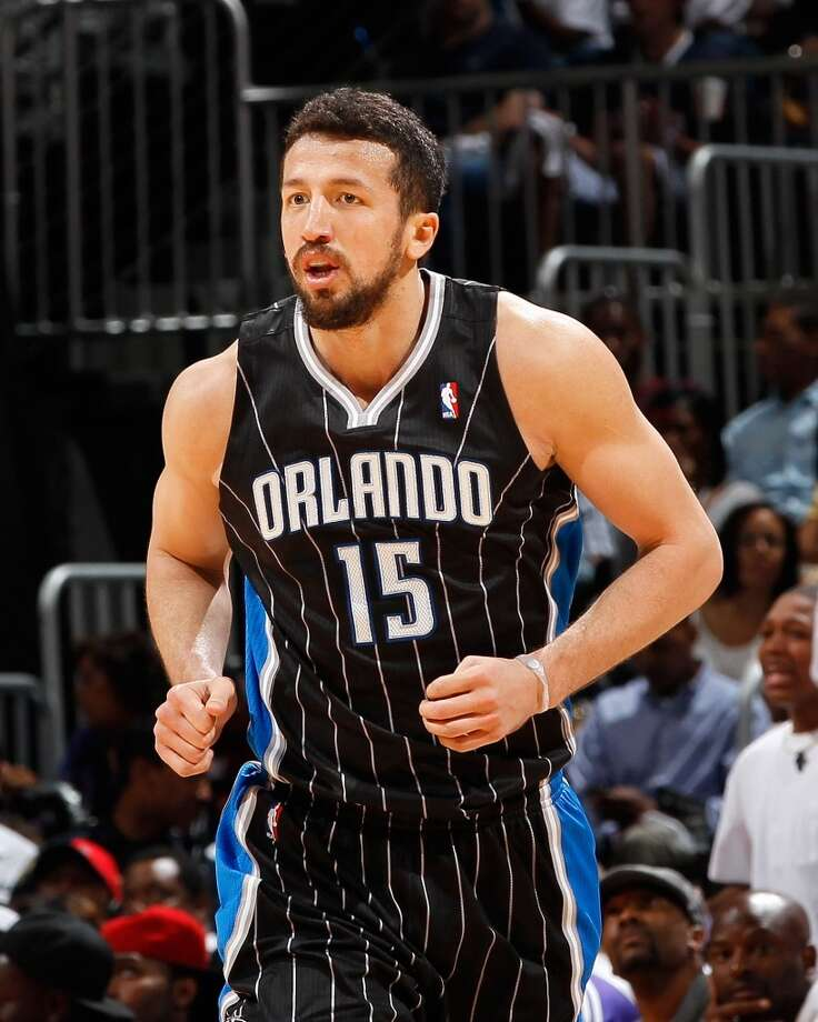 Hedo Turkoglu  Position: Small forward  Previous team: Orlando Magic  Height/weight:  NBA experience: 13 years  Has shot 38 percent from the 3-point lane for his career. Photo: Kevin C. Cox, Getty Images