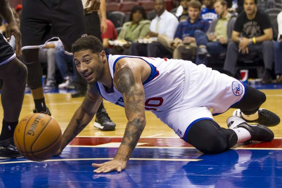 Royce White  Position: Power forward  Previous team: Philadelphia 76ers  Height/weight: 6-8, 270 pounds  NBA experience: None  The No. 16 overall draft pick of the 2012 draft is yet to log a single minute in an NBA game. Photo: Chris Szagola, Associated Press