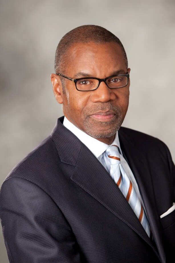Elfred Pinkard is the executive vice-president and chief operating officer for administrative and academic management at Johnson C. Smith University. Photo: Courtesy Of Lone Star College-Kingwood