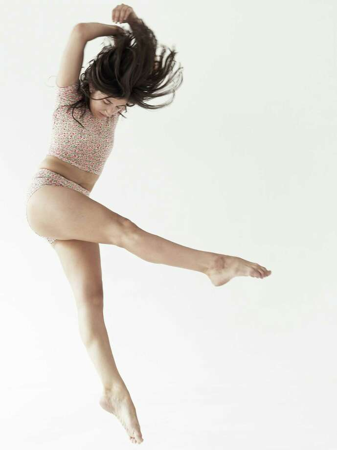 """Laura Gutierrez is one of five choreographers who will present new works during """"12 Minutes Max!"""" at the Barn Jan. 17 and 18. Photo: Simon Gentry / ONLINE_YES"""