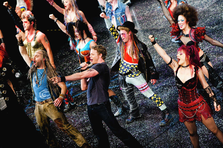 """We Will Rock You,"" a stage musical based on the music of Queen, will run Jan. 22-Feb. 2 at the Hobby Center. Photo: Courtesy Theatre Under The Stars"