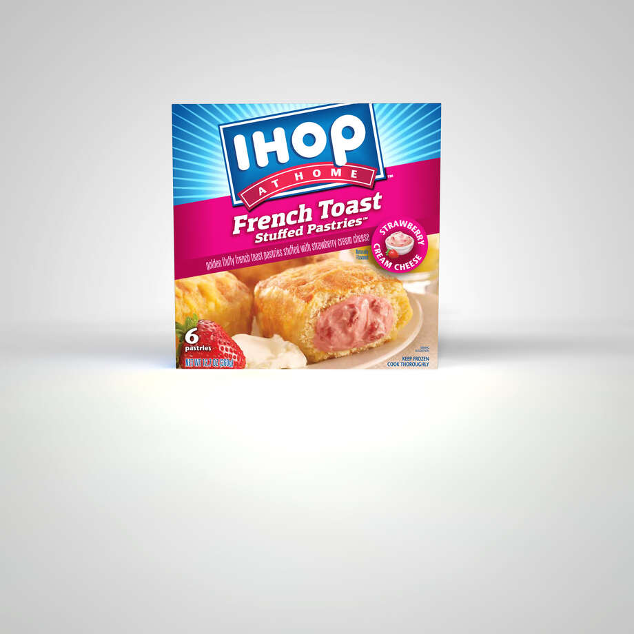 The IHOP at Home brand includes French toast breakfast sandwiches and pastry items, above. Photo: --